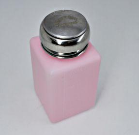 Dosador de Acetona Rosa