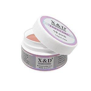 Gel X&D 15gr Pink 19 Led/Uv