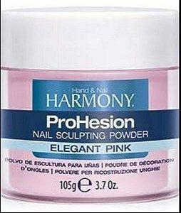 Pó Harmony Acrílico Crystal Elegant Pink 28g