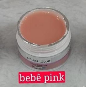 Gel Helen Color - Linha Silver - Pink Baby