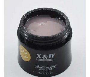 Gel Xed Builder Gel Alongamento Unha Xd 15ml Led Uv n°13