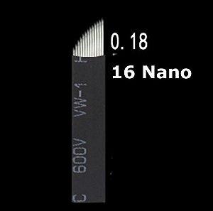 1 Lâmina Tebori 16 Nano
