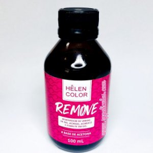 Base Removedor De Unhas Gel - 100ml - Helen Color
