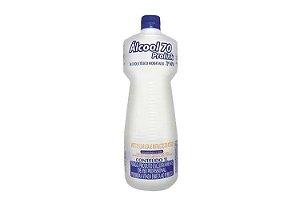 Álcool 70% Bactericida Antisséptico Pro Link 1 litro