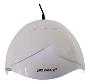 CABINE LED UV Z12 36W BIVOLT P/UNHAS