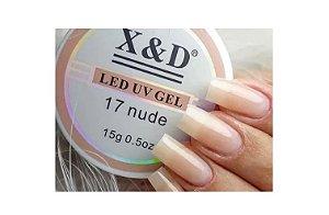 Gel X&D 15gr 17 Nude