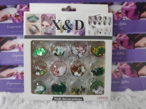 Kit Flores Para Encapsular Diferentes Formatos X&D