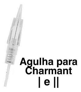 Agulha Rosqueável Charmant 1Rl