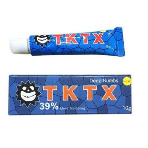 Pomada TKTX Azul 100% Original