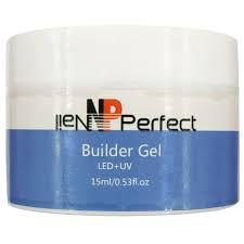 Gel Led-Uv Gel 15 Gramas Builder Gel Renda Nail Perfect