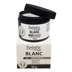 Gel Blanc Hard - Autonivelante - Hipoalergênico. 30g.