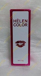 Pigmento Hêlen Color Para Micropigmentação E Microblanding - Black coffee
