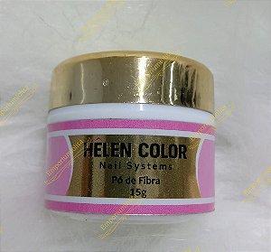 Helen Color  - Nail System - Pó de Fibra 15g