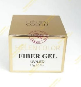 Helen Color - Fiber Gel-  Nude Chic 20g
