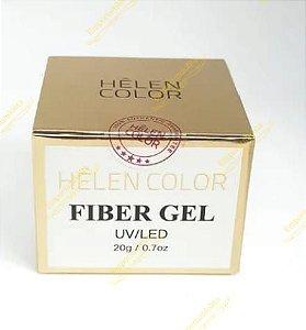 Gel Helen - Color Fiber - Clear Base 20g
