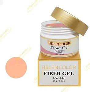 Helen Color - Fiber Gel-  Nude Chic 35g