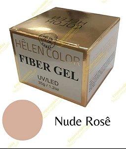 Helen Color - Fiber Gel-  Nude Rose 35g