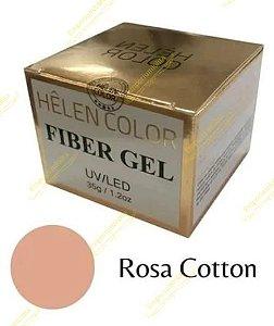 Helen Color - Fiber Gel-  Rosa Cotton 35g
