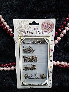 Decoração - Crystal Nail - Helen Color