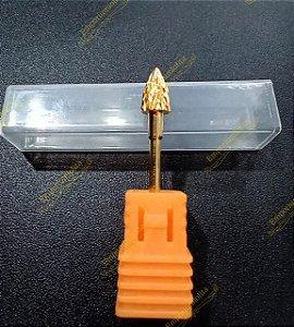 Broca - Tungstênio - G4F - Gold Premium