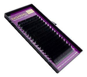 Cílios Nagaraku Mink Curvatura C 15mm 0,15C