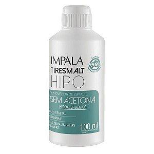 Removedor de Esmalte Impala Tiresmalt Hipoalergênico sem Acetona 100ml