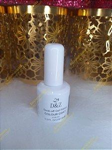 Esmalte D&Z Gel LED UV Branco