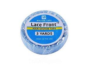 Fita Adesiva Para Mega Hair 3 Yards Lace Front Azul