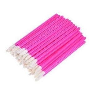 Bastão Pincel Descartável De Batom Gloss Bastão Boca Lábios Micropigmentação