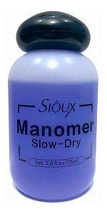 Monomer Sioux 75ml Unhas De Porcelana Profissional Pó Acrílico