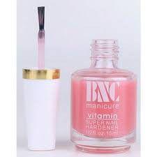 Base Bomba Super Vitaminada Para Unhas BNC Ideal para Unhas Fracas Quebradiças Rosa