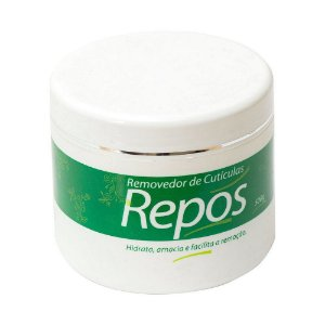 Creme Removedor De Cutículas Repos 500g Original