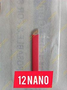 Lâmina Tebori 12 Nano UNIDADE