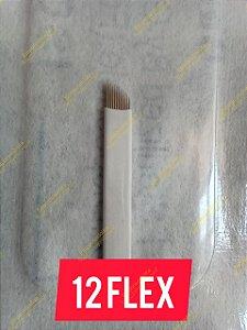 Lâmina Tebori 12 Flex UNIDADE