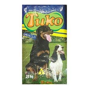 Ração Tuko Adultos 25Kg - Carne