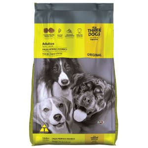 Three Dogs Original Premium Especial