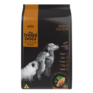 Three Dogs Super Premium Senior