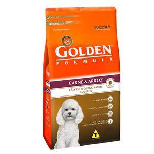 Golden Formula Adultos Carne & Arroz Mini Bits