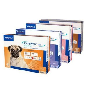 Effipro Anti Pulgas e Carrapatos para Cães