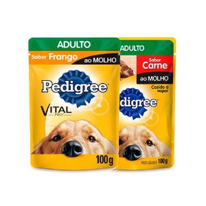 Sachê Pedigree Adulto