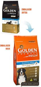 GOLDEN MEGA ADULTO