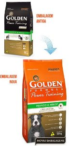 Golden Formula Power Training Adultos