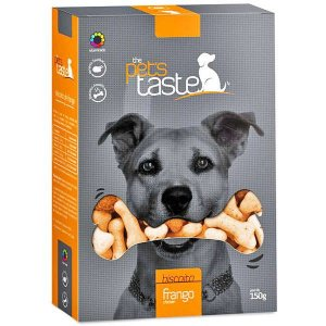 Biscoito The Pet's Taste de Frango - 150 g