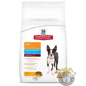 HILLS CANINE ADULTO LIGHT PED. PEQUENO