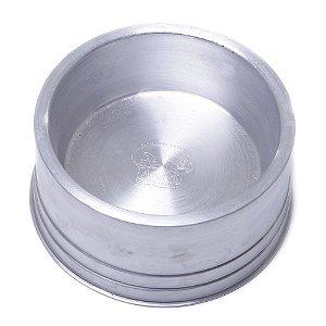 Comedouro Cão Alumínio Pesado