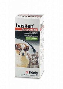 Basken Suspensão Cães e Gatos 20mL