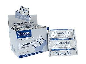 Vermífugo Grantelm - 04 Comprimidos
