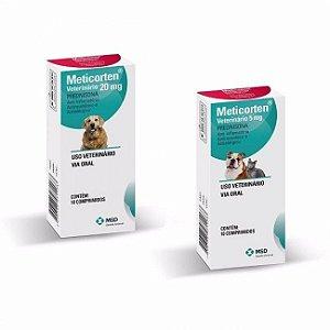 Meticorten MSD - 10 Comprimidos