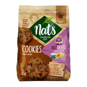 Cookies NatDigest 65g - Granola – Iogurte – Mamão