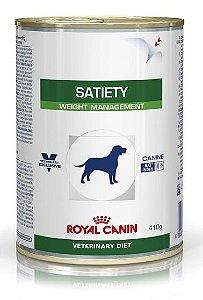 Royal Canin Satiety Lata CONSULTE A VALIDADE